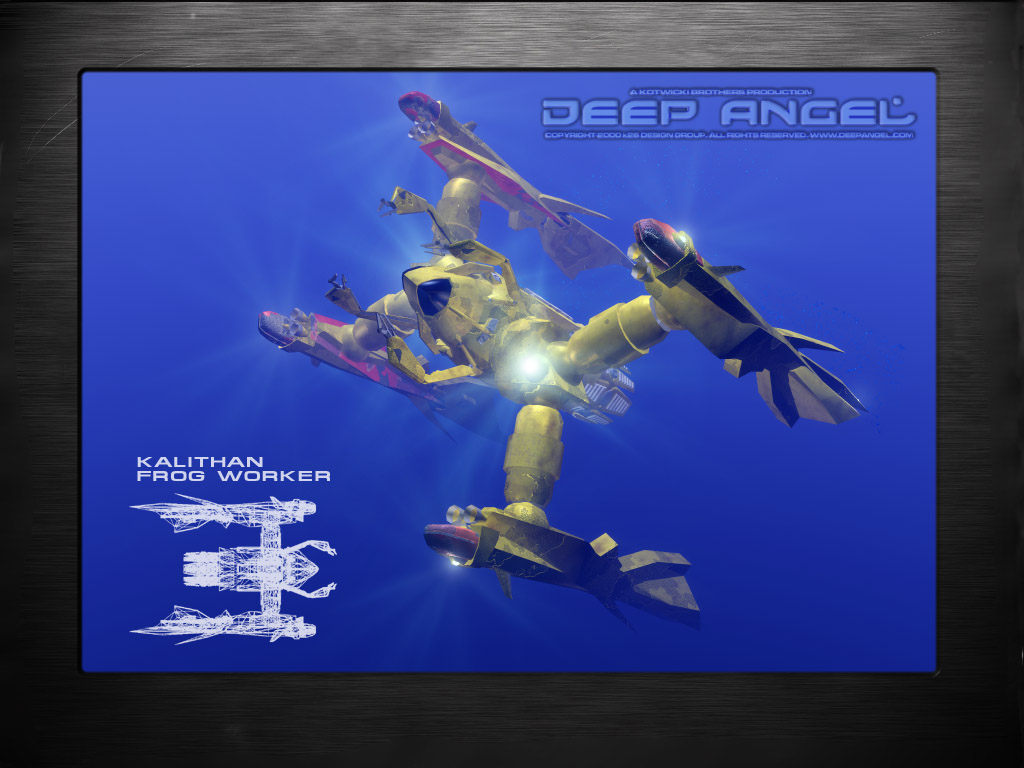 Deep Angel Submarine